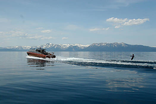 Steven Lapkin - Lake Tahoe Waterskiing