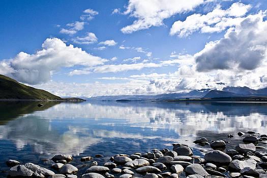 Lake Tekapo by Dean Chytraus