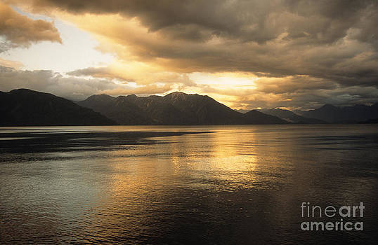 James Brunker - Lake Todos los Santos Chile