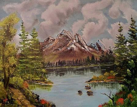 Lake Trek by Patrick Trotter