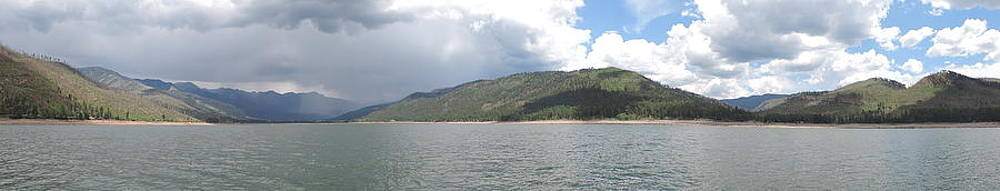 Lake Vallecito by Darcy Lewis