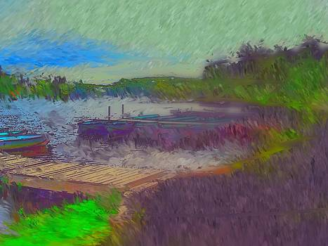 Rick Todaro - Lake Wawayanda Landscape