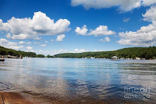 Jo Ann Snover - Lake Winnipesaukee