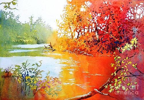 Celine  K Yong - lakescene 1