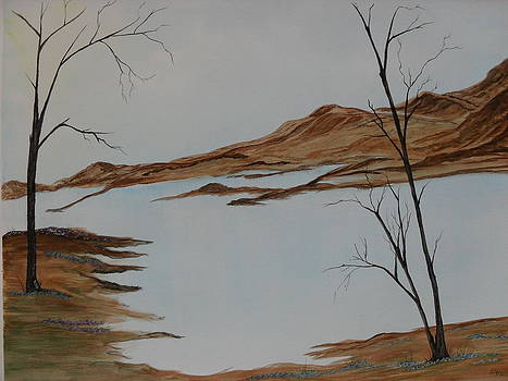 Lakeside by Ginny Youngblood