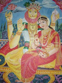 Lakhsminarasimha by Parimala Devi Namasivayam