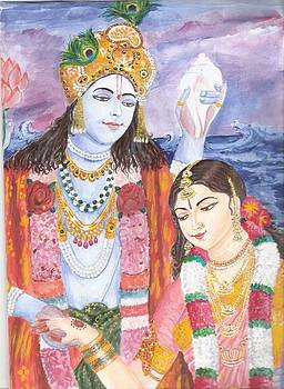 Lakshmi Narayana3 by Parimala Devi Namasivayam