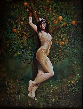 Lala Entre Las Naranjas by Jo King
