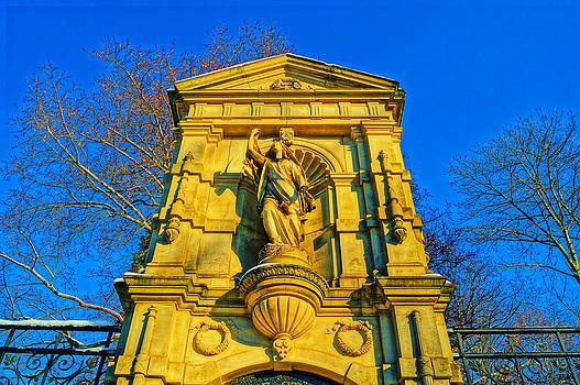 Alexander Drum - Lamarche grave