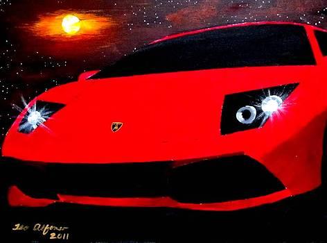Lamborghini Murcielago by Teo Alfonso