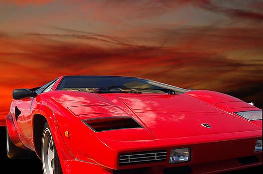 Randall Branham - Lamborghini Starting Dream