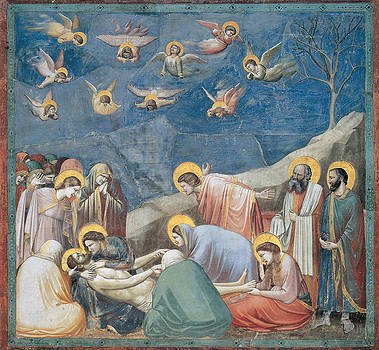 Giotto - Lamentation