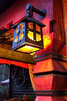 Matt Create - Lamp and Post