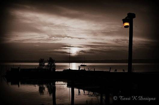 Lamp Light by Terri K Designs