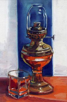 Lamp by Sangeeta Takalkar