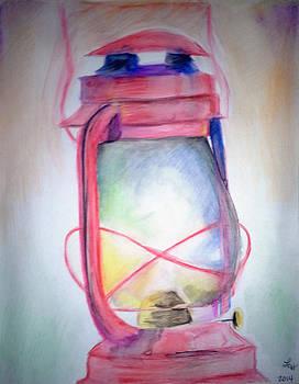 Lamp unto my feet by Loretta Nash