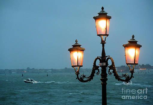Lampada di Venezia by Sarah Christian