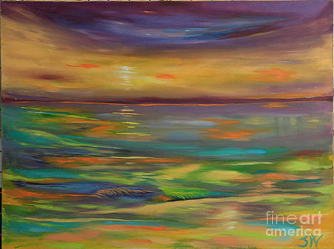 Land O Lakes by Sharon Worley
