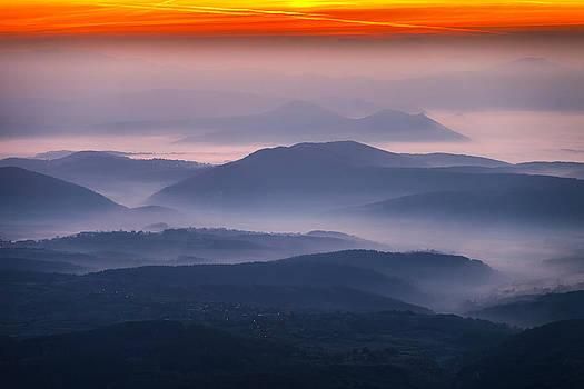 Land of Mists by Evgeni Dinev