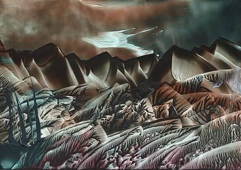 Land of Mordor by Dallas  Manicom
