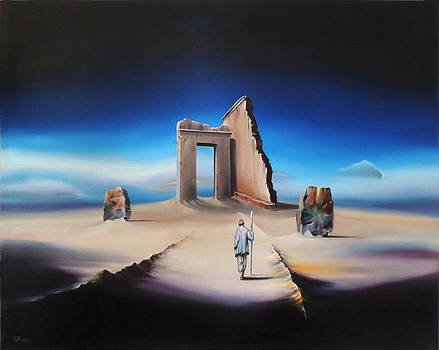 Land of Wandering by David Fedeli
