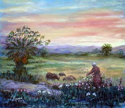 In the farme  by Laila Awad Jamaleldin