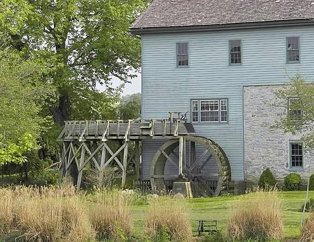 Landcaster Mill by Bill Talich