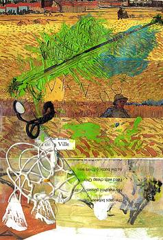 Landelven by Lesley Fletcher