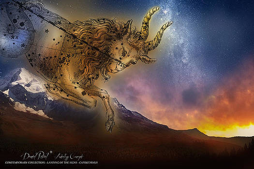Landing of the Signs - Capricornus by Daniel Reiiel