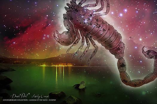 Landing of the Signs - Scorpio by Daniel Reiiel