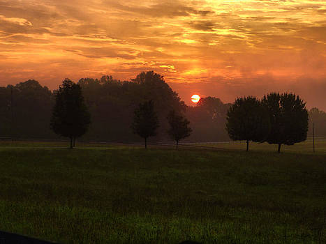 Landrum Sunrise by Thomas Taylor