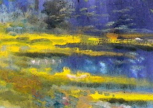 Landscape 1 by Marisa Gal