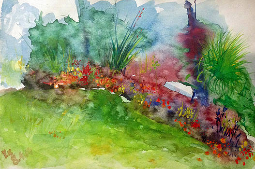 Landscape-1 by Vladimir Kezerashvili