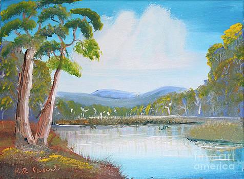 Kate Farrant - Australian Landscape