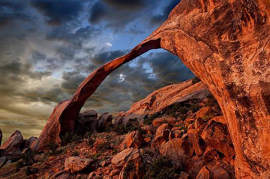 Landscape Arch by Darren Bradley
