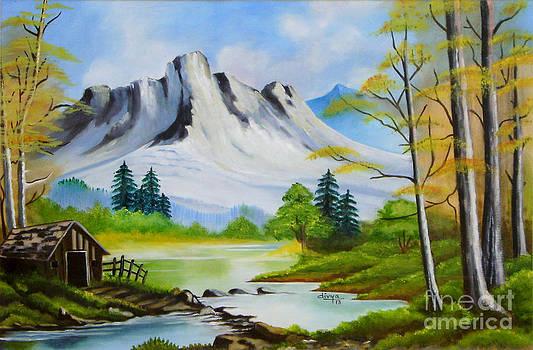 Landscape 3 by Divya Kakkar