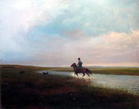 Landscape by Ji-qun Chen
