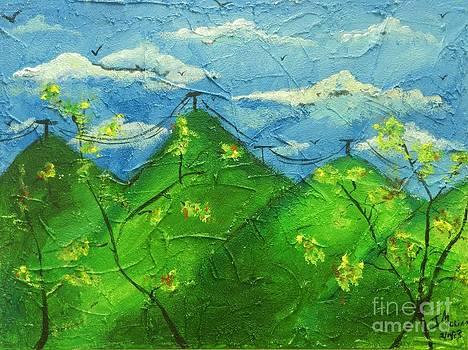 Landscape by Juan Molina