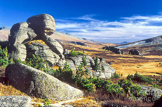 Landscape. Kazakhstan by Vladimir Sidoropolev