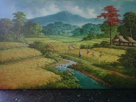 Landscape by Kris