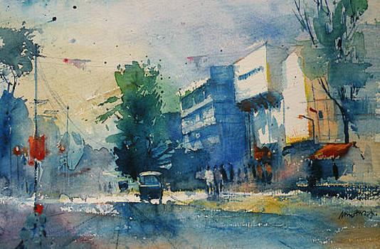 Landscape by Mohan