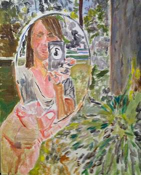 Landscape Self Portrait by Denise Boineau