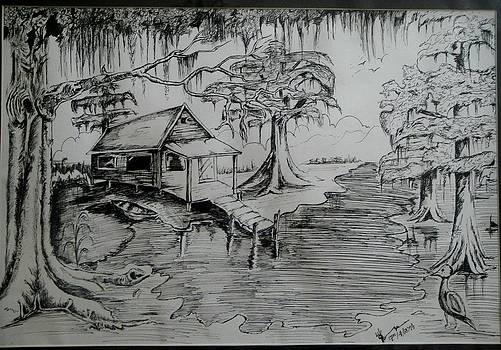 Landscape by Umme Kulsoom