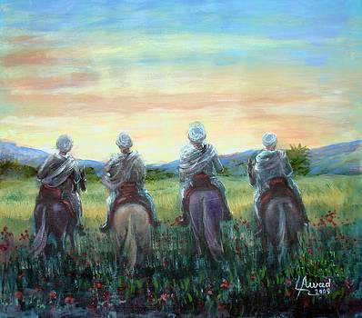 Landscape#2 by Laila Awad Jamaleldin