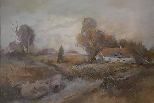 Landscape3 by Zlata Bodiova