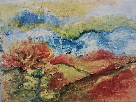 Landscapes by Farfallina Art -Gabriela Dinca-