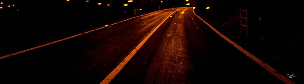 Marcello Cicchini - Lanes towards the horizon