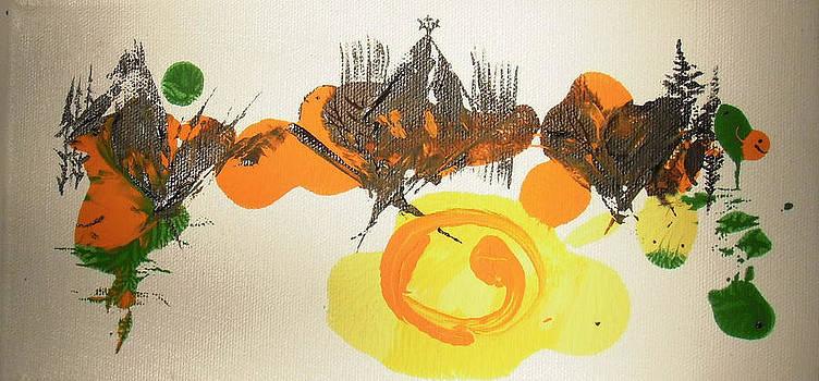 Langdonart Worldbreaking 1st view by Artiste LangdonArt
