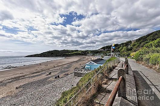Steve Purnell - Langland Bay Gower Swansea