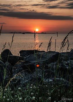 Langley Sunrise 2 by Jesse Epting